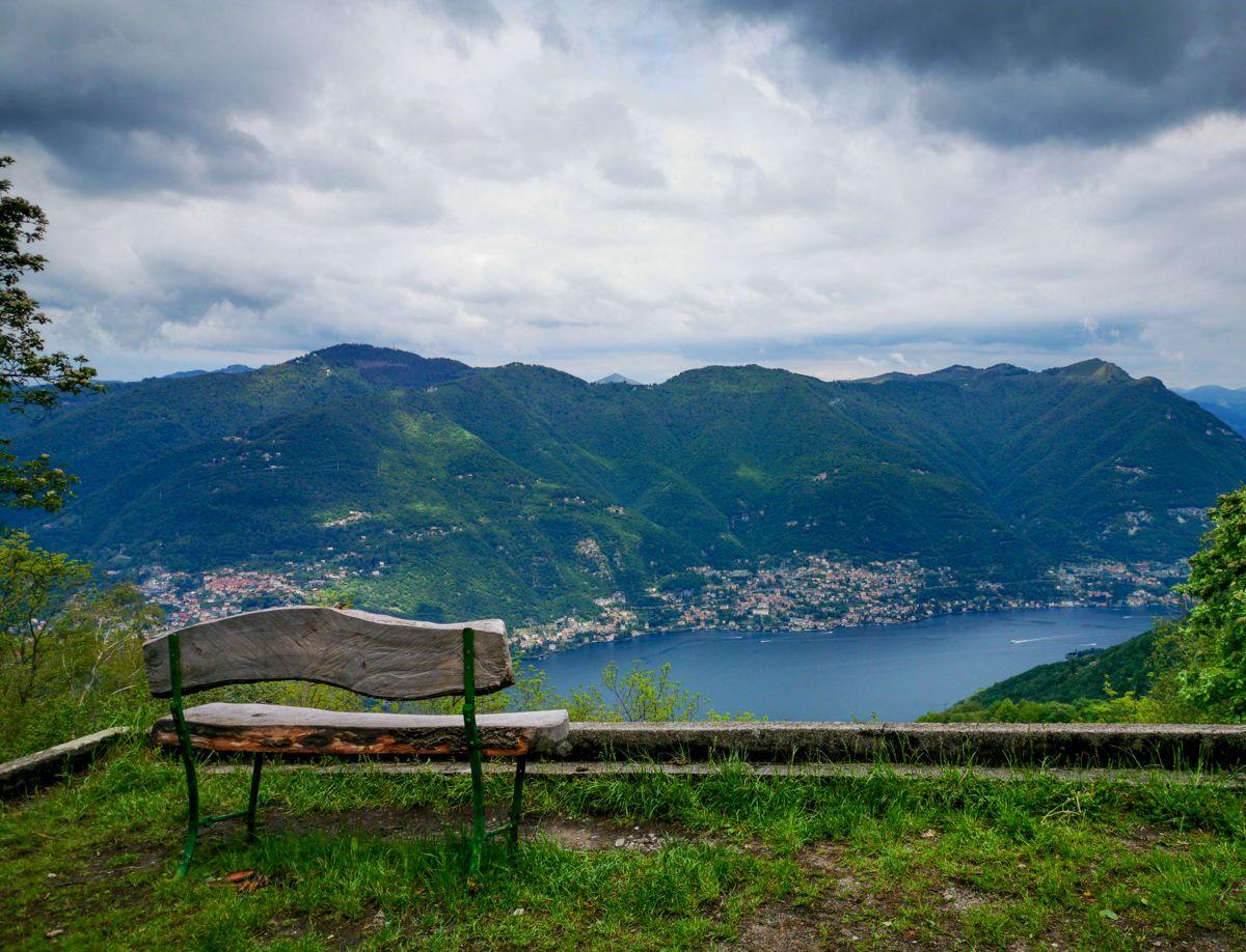 Brunate Lago di Como